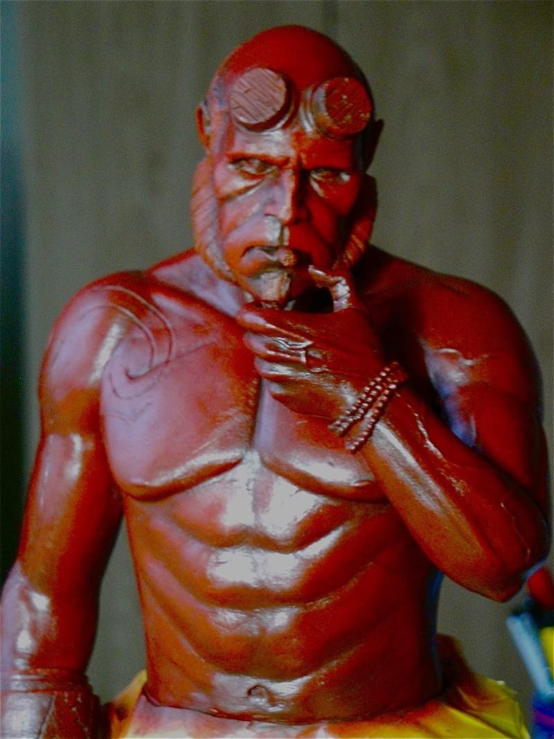 Hellboy. Cinemodeles Dsc01725