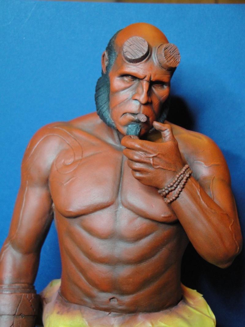 Hellboy. Cinemodeles Dsc01726