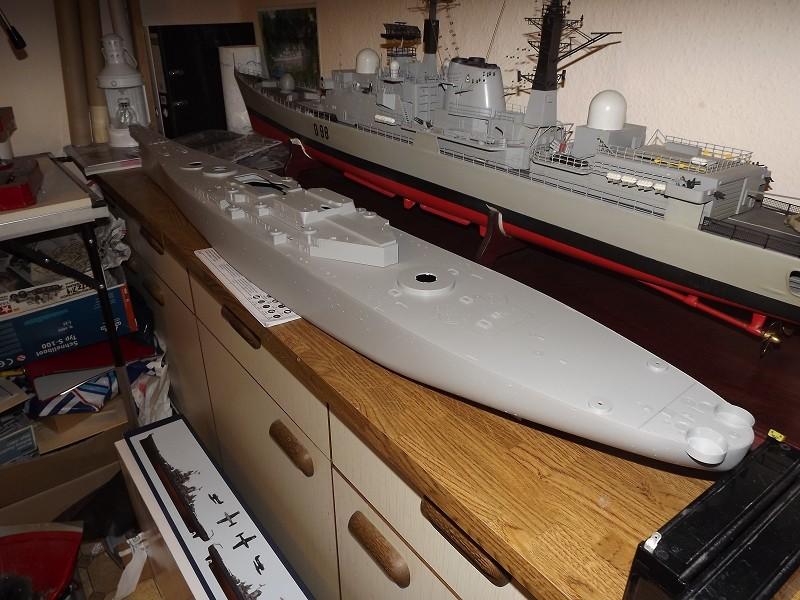Die Mighty Mo ... Stef's USS Missouri K-dsc148