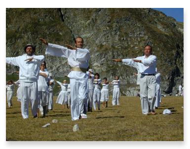 paneurythmie - Paneurythmie et Gymnastique avec Peter Deunov Snimki11