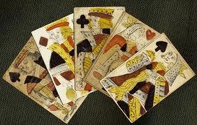 jeu de cartes maudit Talach18