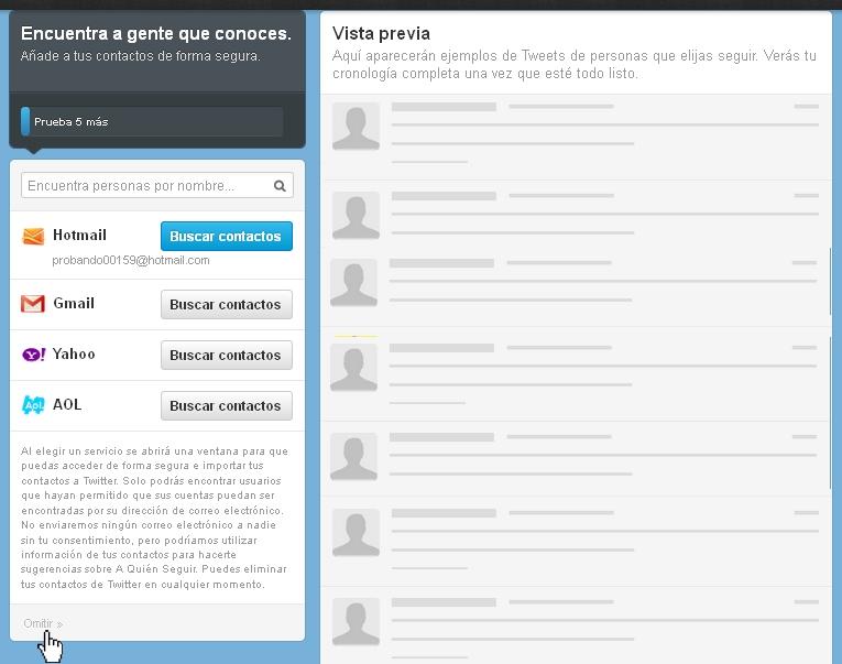Como crear tu Twitter Regist13