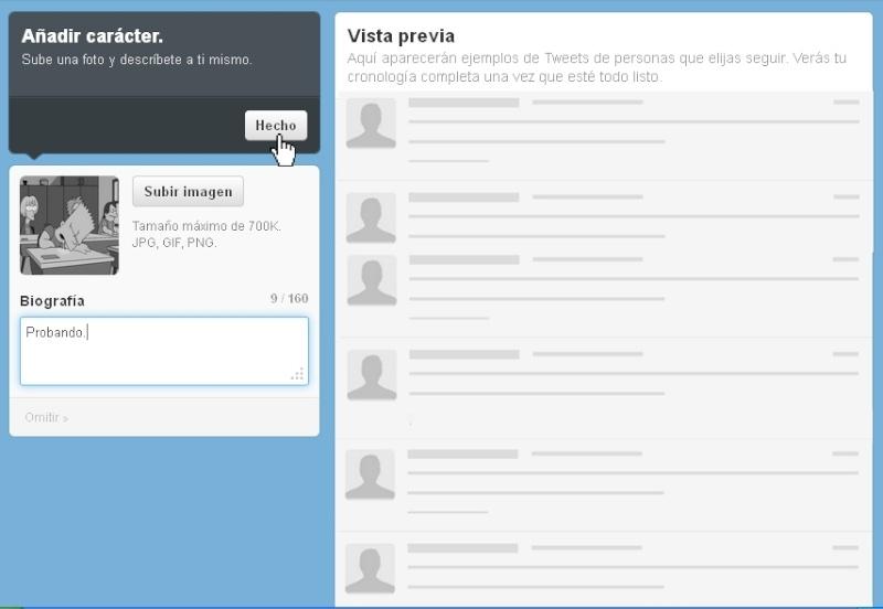 Como crear tu Twitter Regist16