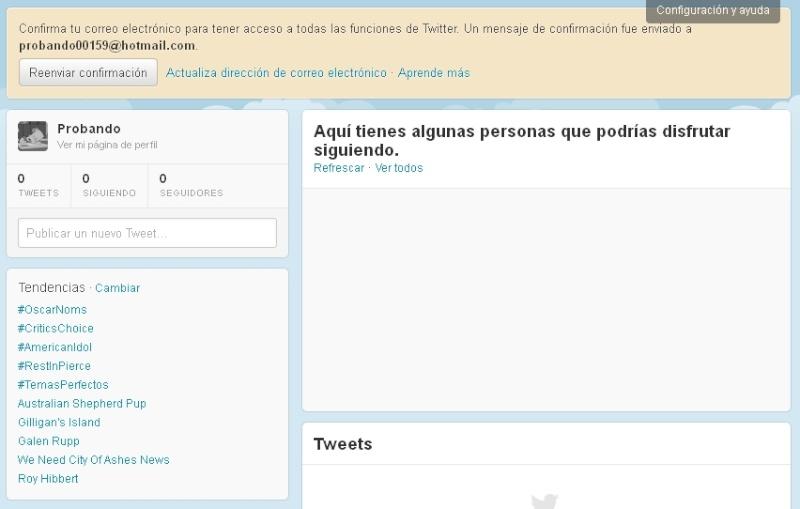 Como crear tu Twitter Regist17