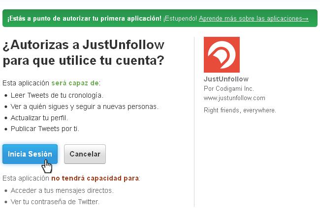 Cómo enviar mensajes directos (DM) automaticamente en Twitter. Tuto211