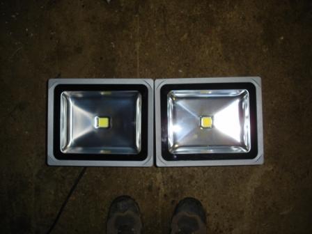 projecteur exterieur à LED Dsc09310