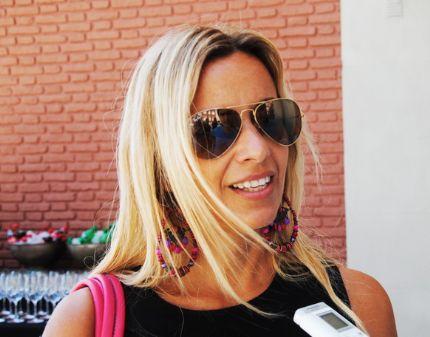 """Mar del Plata. Valeria Méndez: """"la meta es traer la mayor cantidad de eventos para seguir siendo líderes en materia turística"""". 00142"""