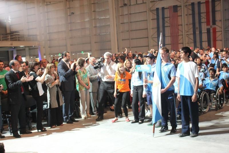 Se Inauguraron los III Juegos Juveniles Parapanamericanos 47110