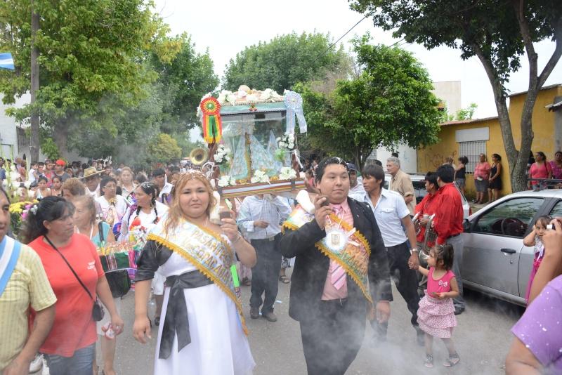 Malvinas Argentinas: fiestas patronales en honor a la Virgen de Copacabana Dsc_7010