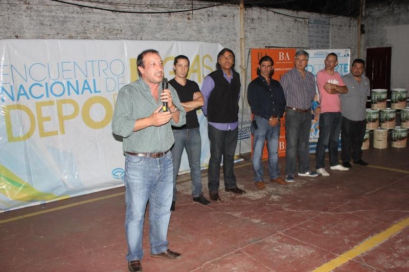 Se lanzó la Liga Deportiva de San Martín Img_0011