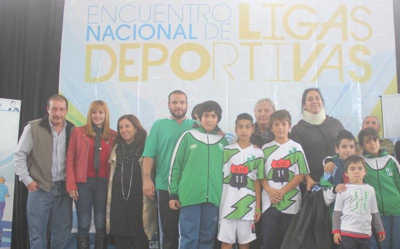 Tres de Febrero: 70 instituciones deportivas barriales fortalecidas. Ligas_10