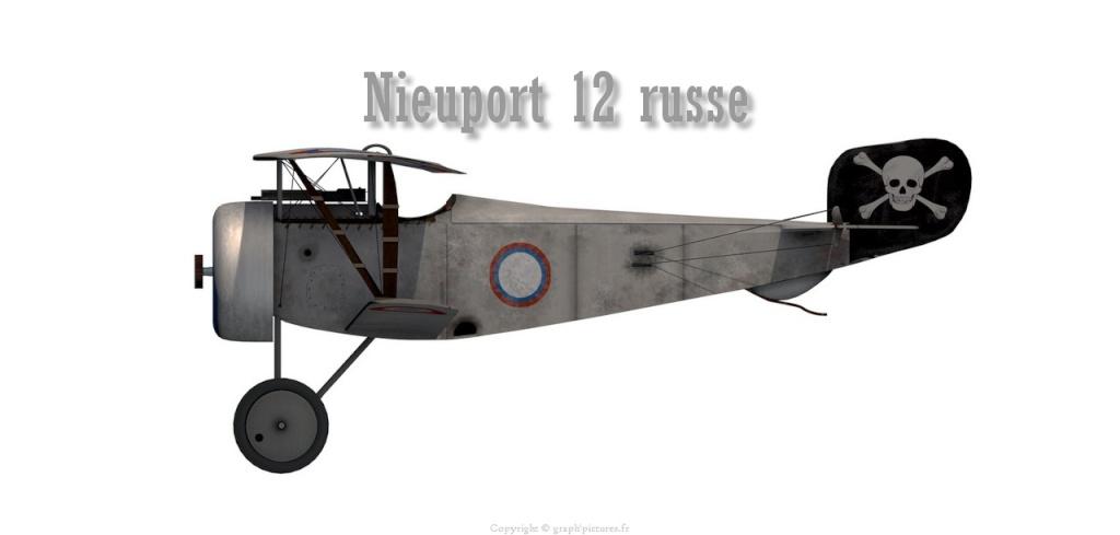 Nieuport 17 russe Profil10