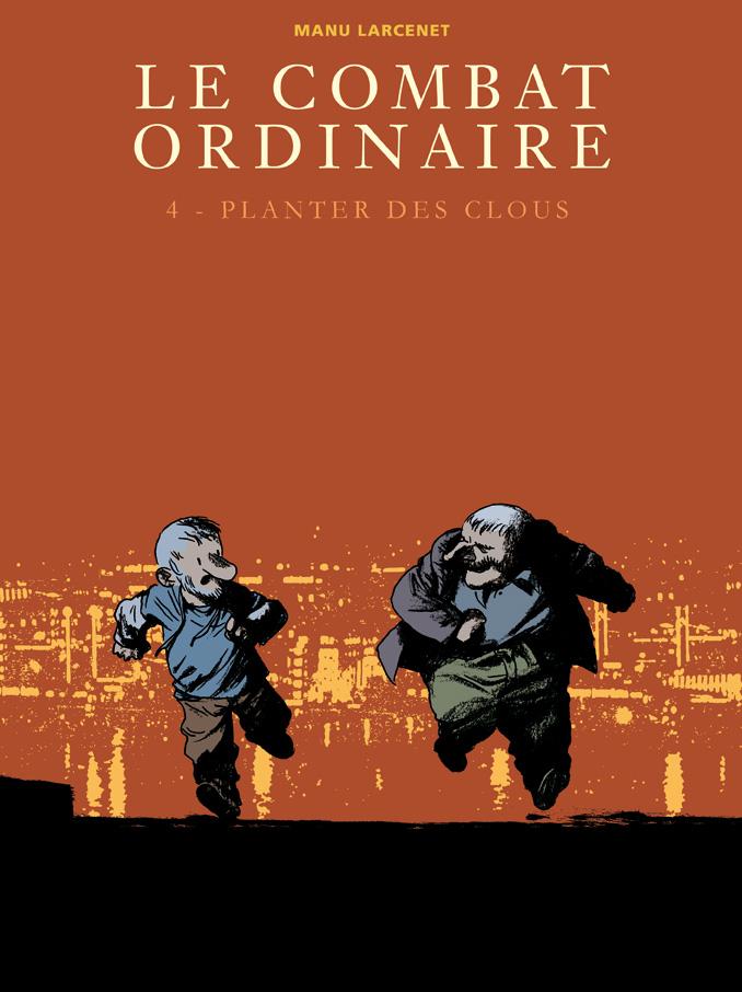 Le combat ordinaire - Série [Larcenet, Manu] Co410