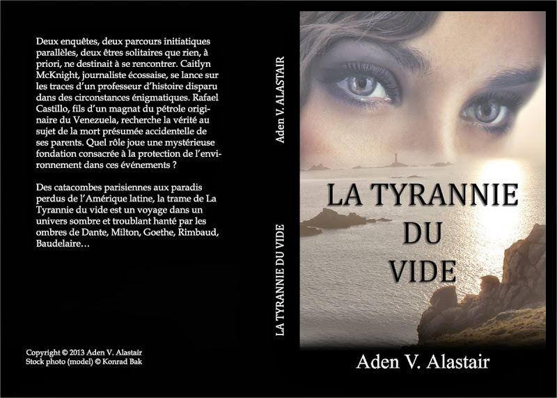 [Alastair, Aden V.] La Tyrannie du vide Tdv-co10