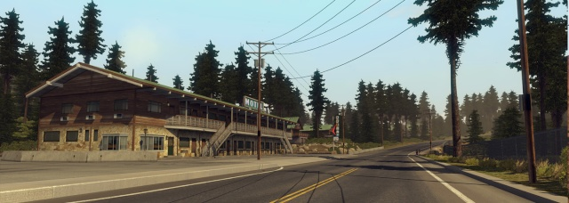American truck simulator Bar_pi10
