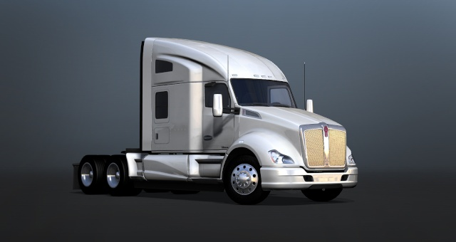 American truck simulator Kt680_11