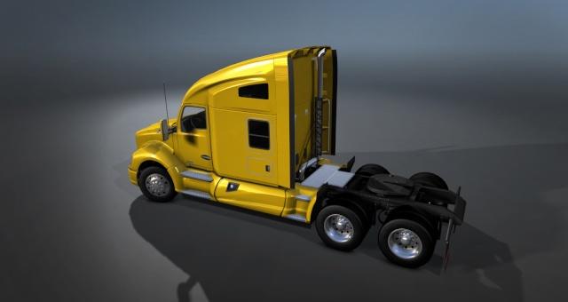 American truck simulator Kt680_12