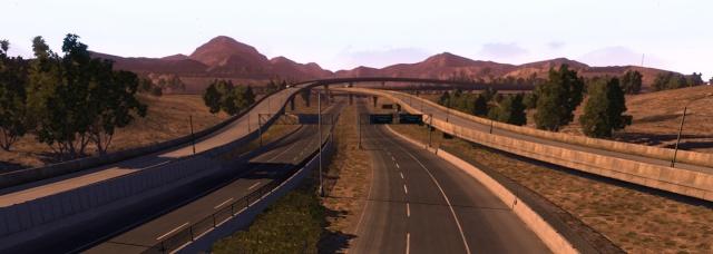 American truck simulator Pic310