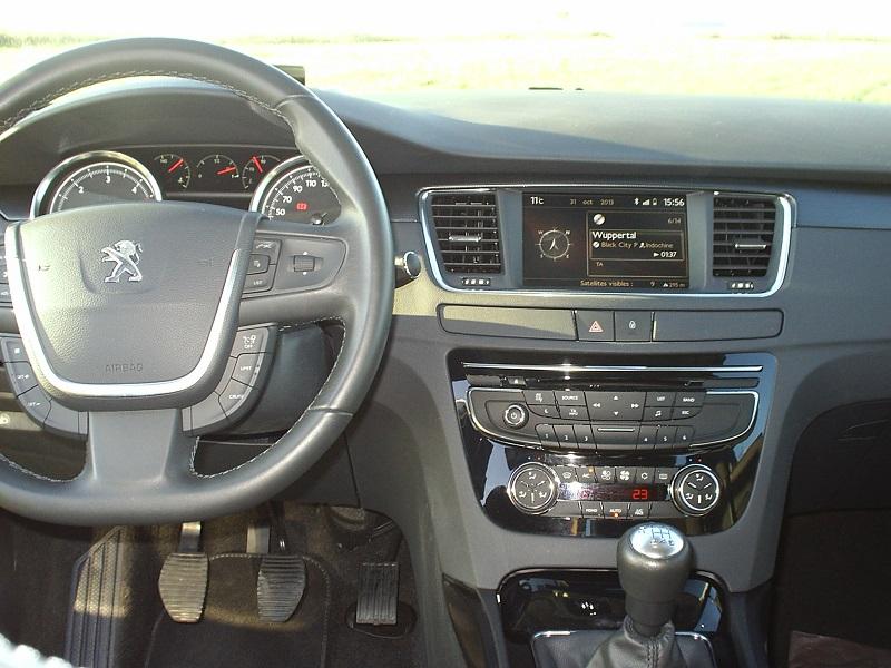 [olivero54] Peugeot 508 HDI 163cv finition Allure  - Page 3 508_fo22