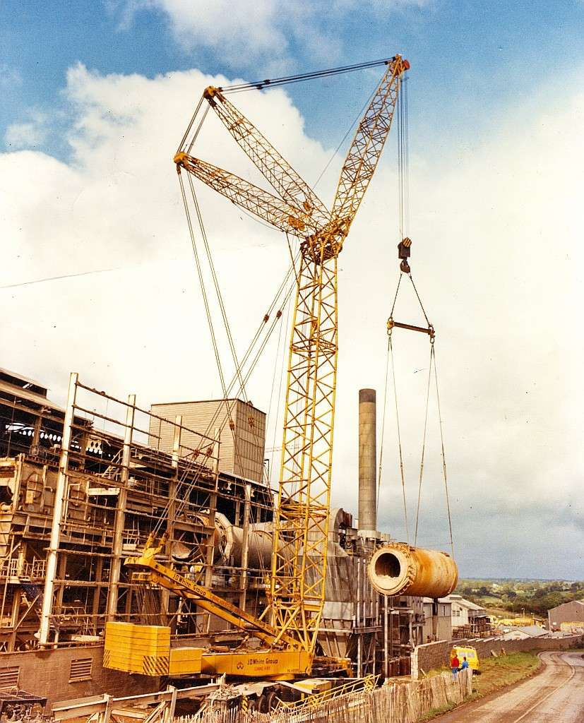 Les anciennes grues DEMAG - Page 7 91291110