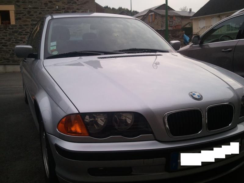 [ BMW e46 m47 320D an 1999 ] pas de pannes mais discussions de cette voiture partie mecanique 2014-010