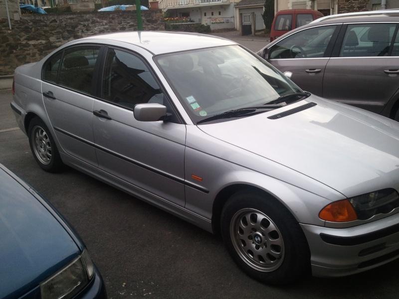 [ BMW e46 m47 320D an 1999 ] pas de pannes mais discussions de cette voiture partie mecanique 2014-011