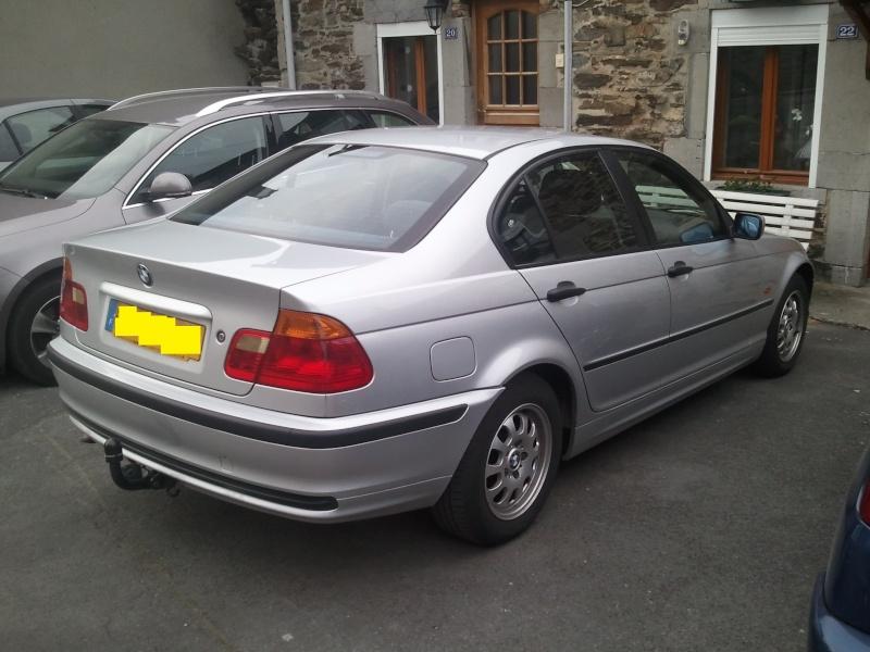 [ BMW e46 m47 320D an 1999 ] pas de pannes mais discussions de cette voiture partie mecanique 2014-012