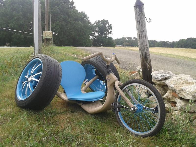 Low Bike Trike 10160510