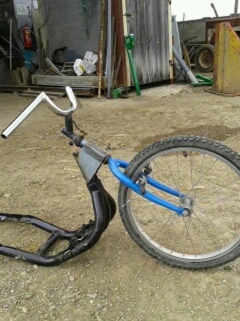 Low Bike Trike 10593410
