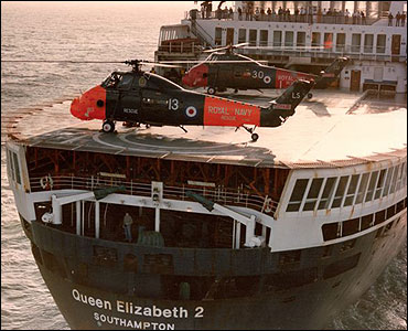 QE2 and the Falklands War Shaw_310