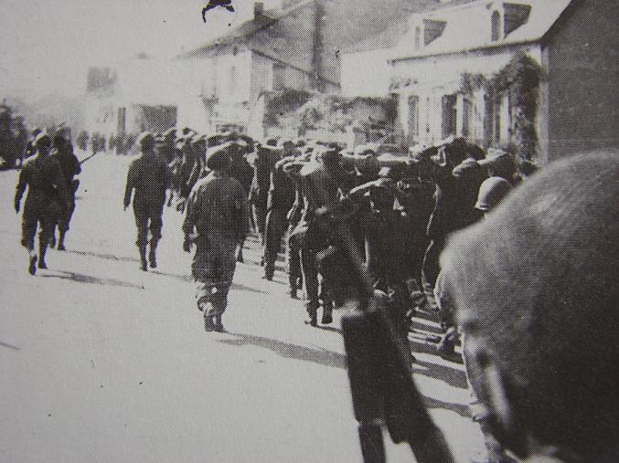 la bataille d'Andelot 11 12 septembre 1944. les allemands dans l'enfer de la 2 ème DB Colonn10