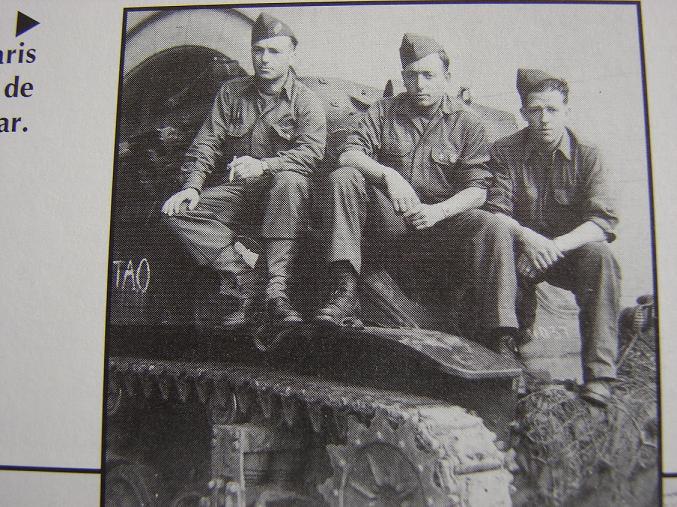 la bataille d'Andelot 11 12 septembre 1944. les allemands dans l'enfer de la 2 ème DB Dsc06710