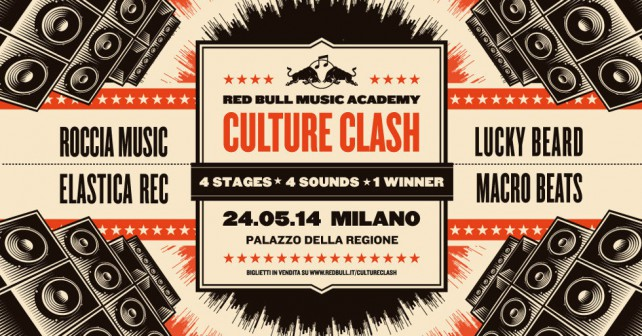 RED BULL MUSIC ACADEMY CULTURE CLASH Redbul10