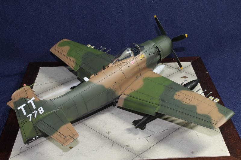 A-1J Skyraider Img_9614