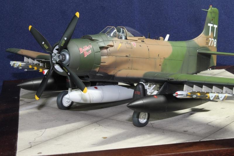 A-1J Skyraider Img_9615