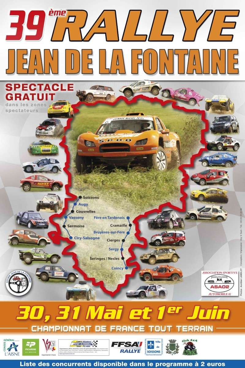 Rallye JDLF 2014 - Page 3 20707310