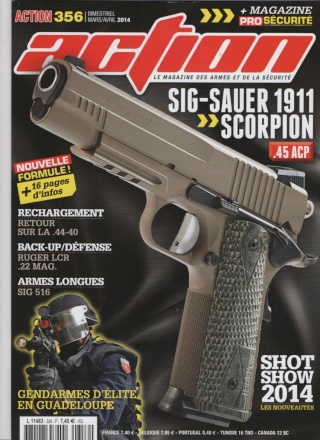 "DESERT EAGLE Etui ""MULTIPURPOSE"" by SLYE Action10"