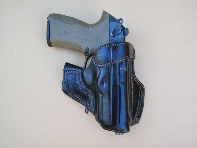 "HOLSTER de type ""PAN CAKE"" : le ""SISKO"" by SLYE Holste10"
