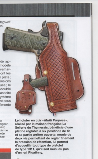 "DESERT EAGLE Etui ""MULTIPURPOSE"" by SLYE Multip10"