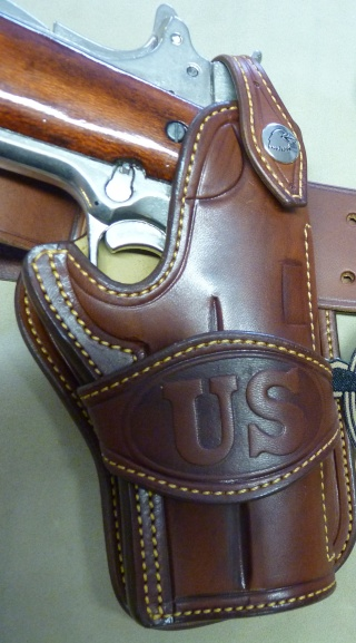 "COLT 45 ""WILD BUNCH"" HOLSTER by SLYE P1050611"