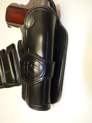 "COLT 45 ""WILD BUNCH"" HOLSTER by SLYE P1080610"