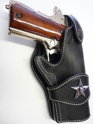 "COLT 45 ""WILD BUNCH"" HOLSTER by SLYE P1130110"