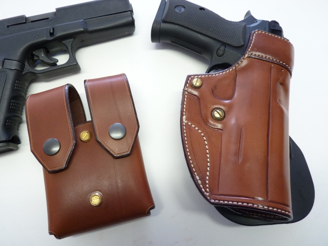 """HOLSTERS"""" PADDLE"""" by SLYE P1130544"""