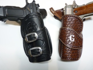 "HOLSTER ""WILD BUNCH"" by SLYE P1140422"