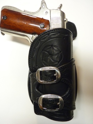 "HOLSTER ""WILD BUNCH"" by SLYE P1140424"