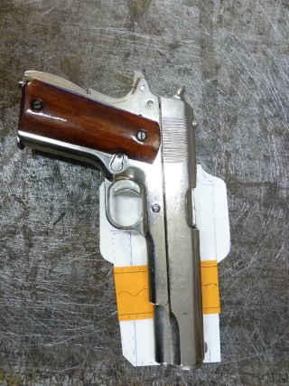"COLT 45 ""WILD BUNCH"" HOLSTER by SLYE P1140562"