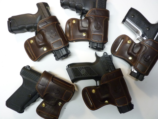 "HOLSTER AMBIDEXTRE : le ""PRACTIC"" by SLYE P1140630"