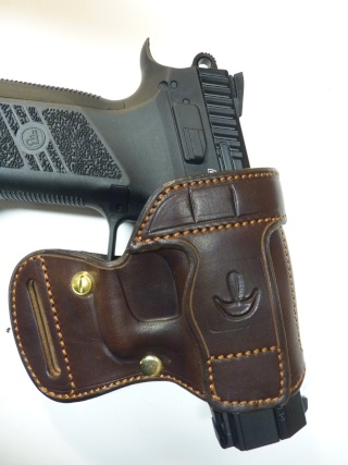 "HOLSTER AMBIDEXTRE : le ""PRACTIC"" by SLYE P1140631"