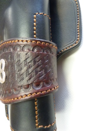 "COLT 45 ""WILD BUNCH"" HOLSTER by SLYE P1140728"