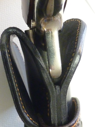 """COLT 45 """"WILD BUNCH"""" HOLSTER by SLYE P1140729"""